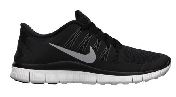 nike free run 5.0 damen schwarz