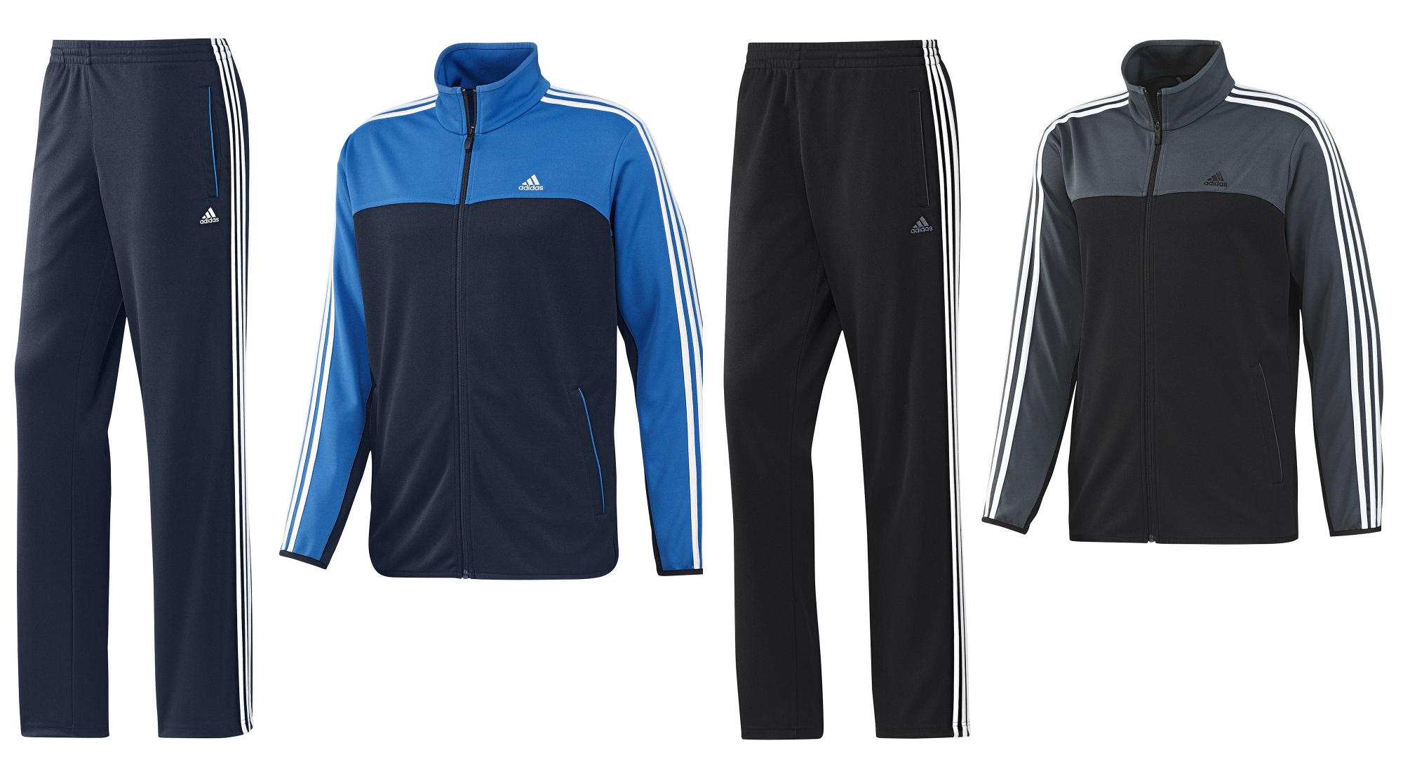 adidas iconic knit tracksuit ts herren m nner. Black Bedroom Furniture Sets. Home Design Ideas
